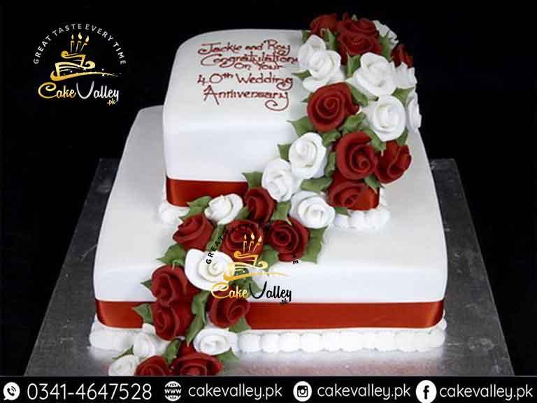 BEst Fondant cake