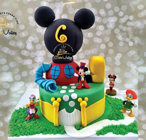 Best Cartoon Cake | Baby Birthday Cake