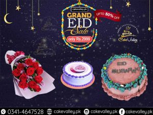 Send Special Eid Cakes to Lahore