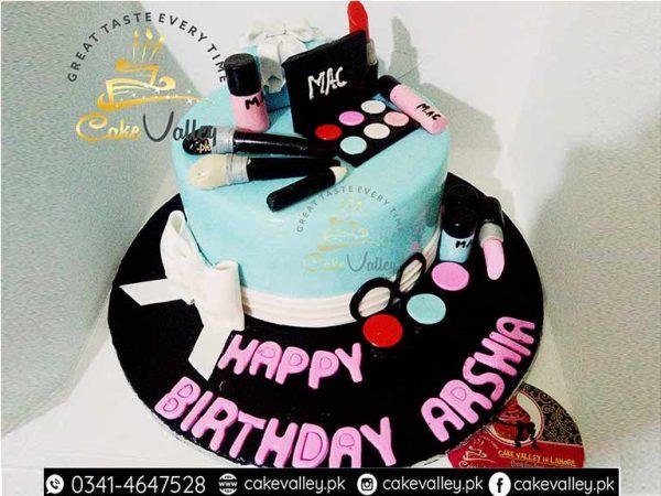 make_up Kit Cake For Girls