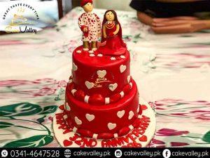 anniversary cake, wedding cakes