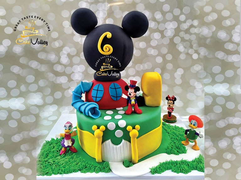 Best Cartoon Cake