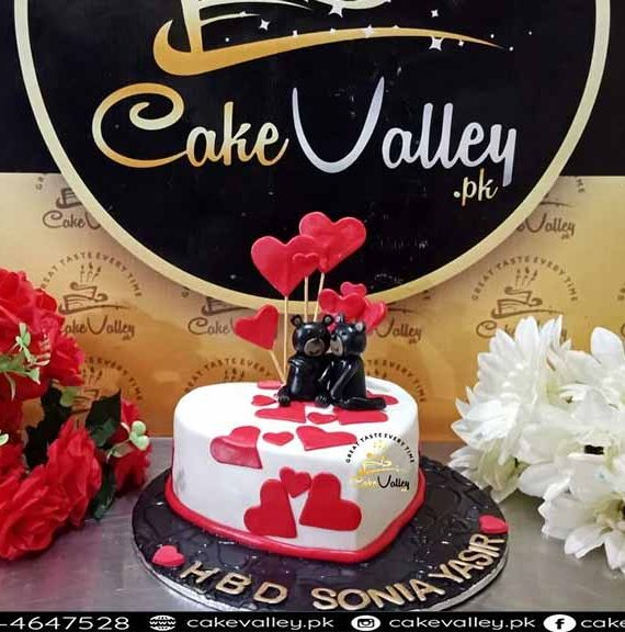 valentine day cakes