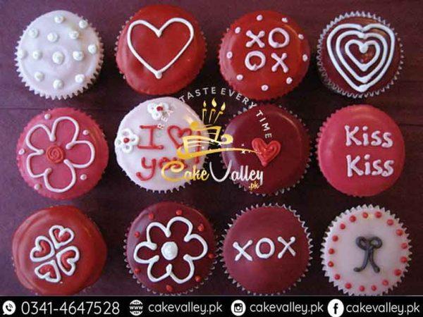 Bestvalentines day cupcakes