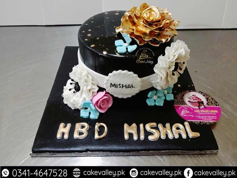 Best Fondant 3 D Cake