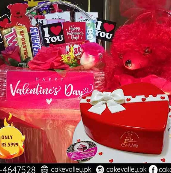valentines day cake deal