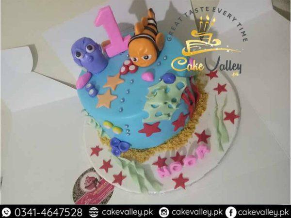 dory fish cake