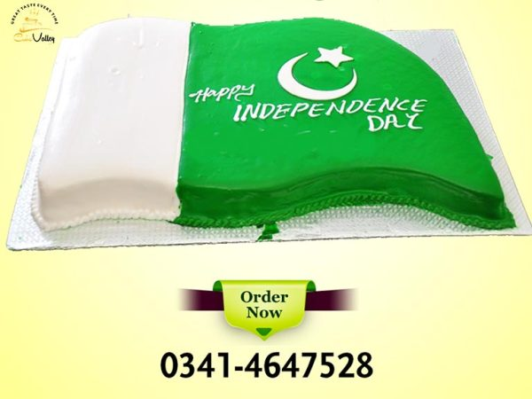 Pakistan independence day cake deal in lahore