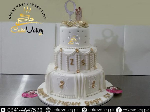 Best Wedding Cake in Lahore Pakistan