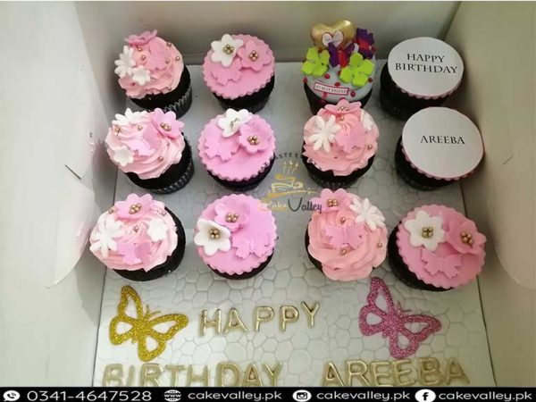 Cupcakes in Lahore