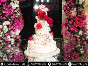 Best Wedding Themed Cake