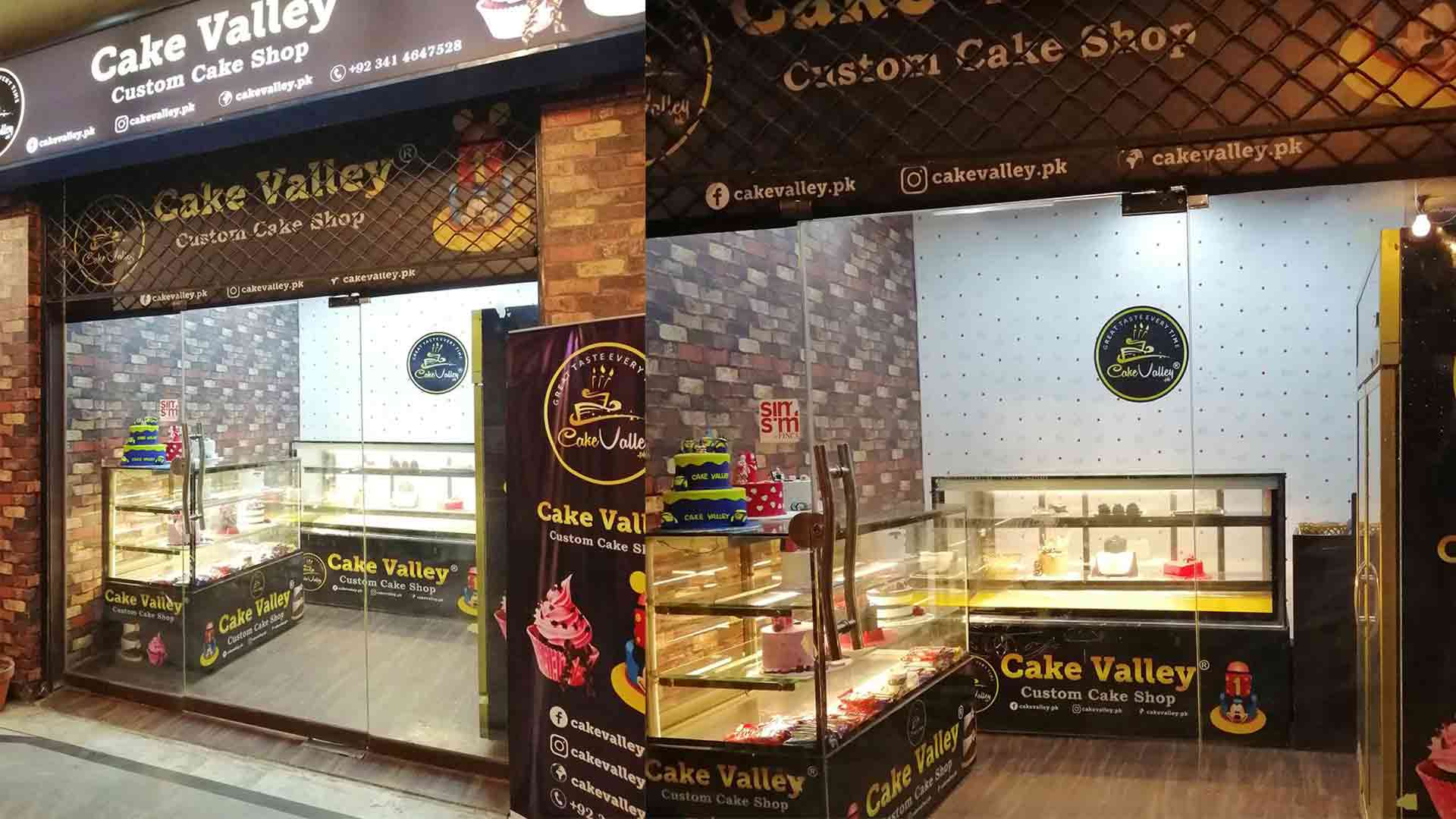 custom cake shop