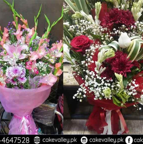 send flowers to lahore